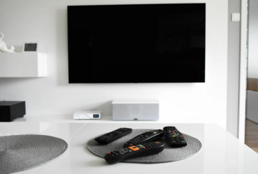 tv and remote